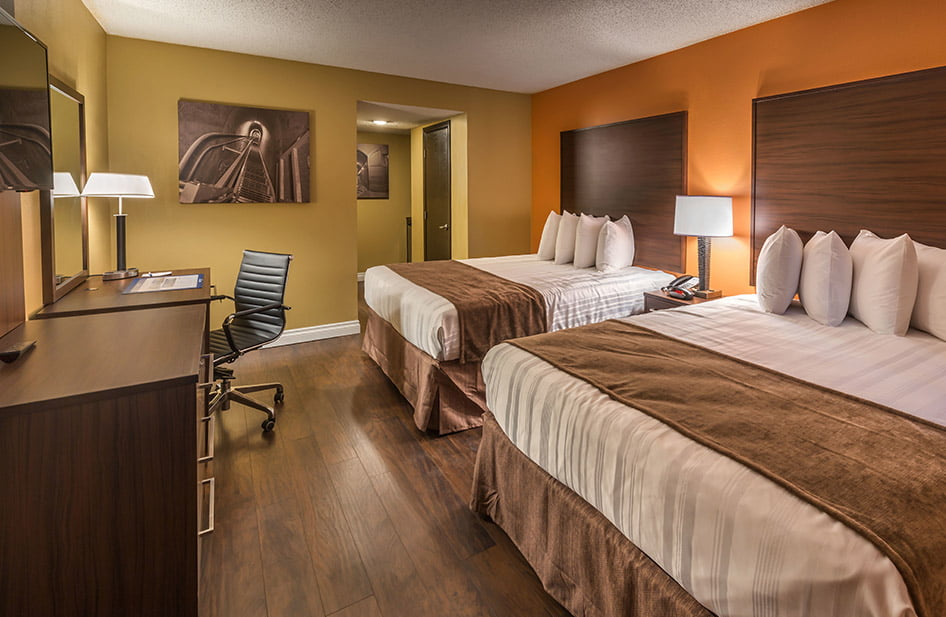 Rooms Bw Hotel Accommodation Best Western Hoover Dam Nv
