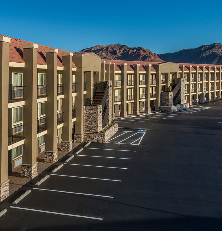 Contact – Hotel Directions & Location| Best Western Hoover Dam, NV